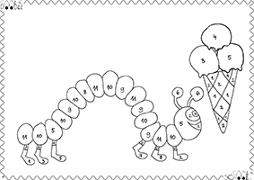 CoolDoodle - The Very Hungry Caterpillar